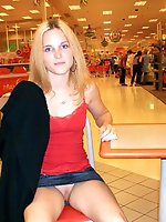 16 pictures - Upskirt hunter gallery