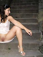 8 pictures - upskirt teen pictures